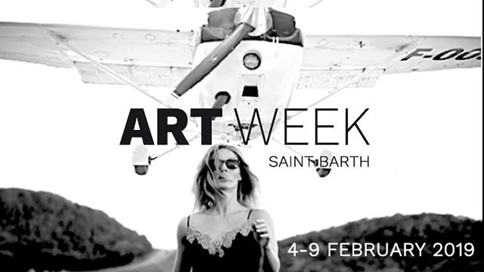 Destination Saint Barths ArtWeek