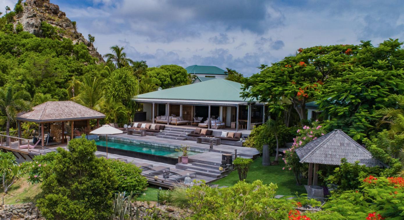 Destination Saint Barths - Villa Amancaya - Anse des Cayes