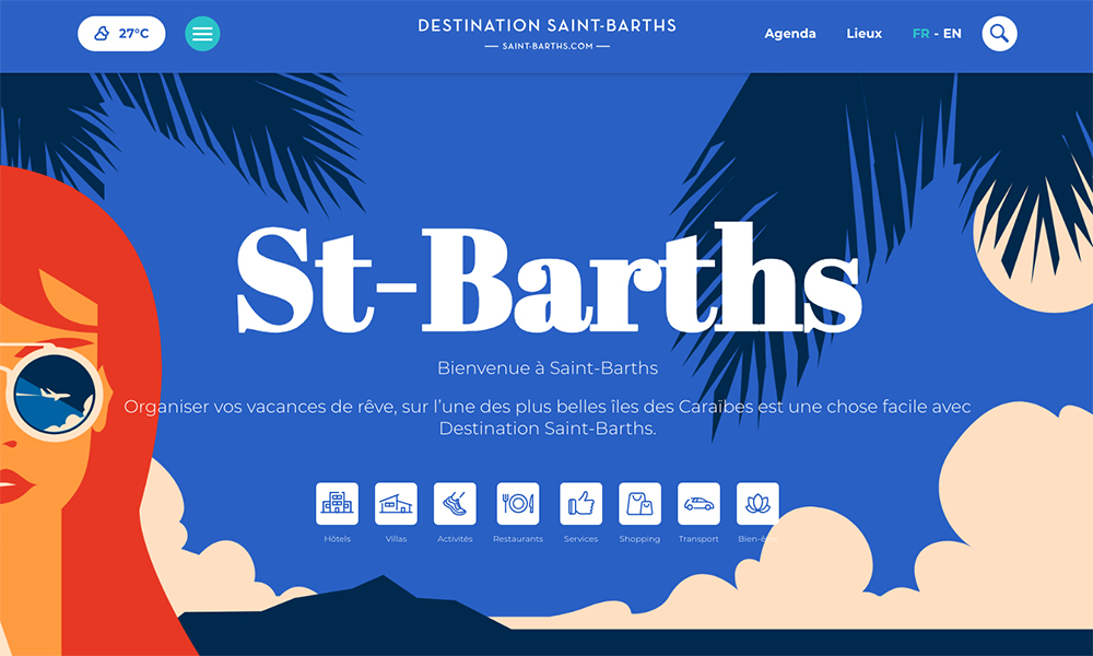 Destination Saint Barths