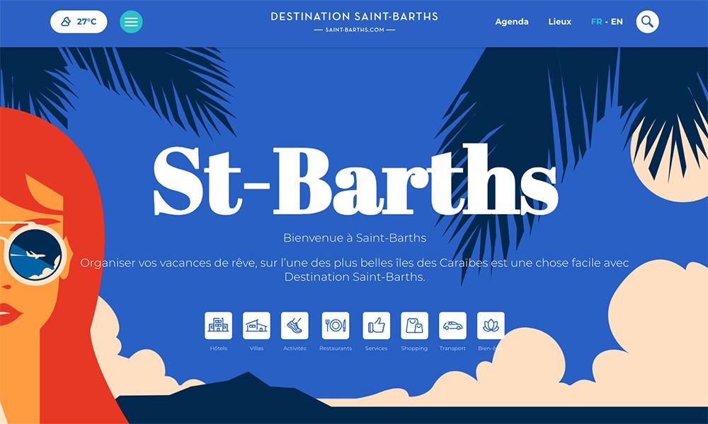 Destination Saint Barths