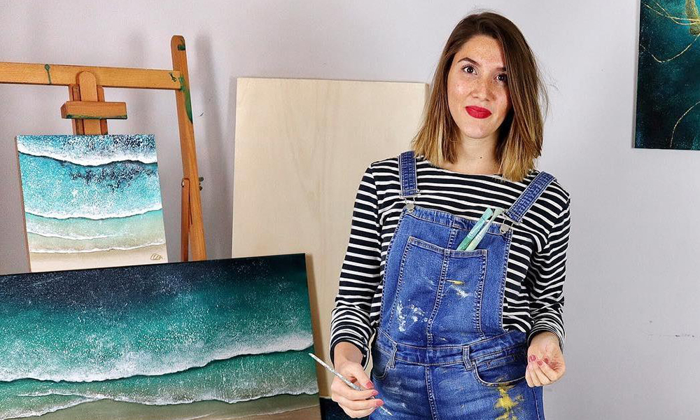 Art Day with Christel Astakhoff